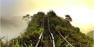 Hawaii Haiku Stairs by Stairway To Heaven Hike U0027 Is Totally Epic Totally Illegal And