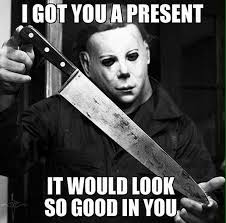 Scary Halloween Memes - 310 best halloween images on pinterest horror films horror movies