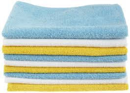 amazon com amazonbasics microfiber cleaning cloth 24 pack