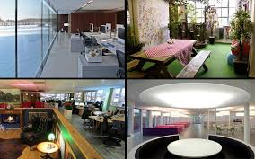 Coolest Office Furniture by Top 10 Coolest Offices In Uk Telegraph