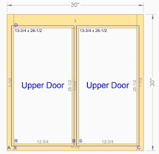 Standard Size Cabinet Doors by Louver Cabinet Doors Choice Image Doors Design Ideas