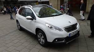 peugeot 4 by 4 2015 peugeot 2008 style puretech 110 exterior and interior auto
