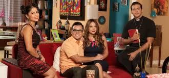 imagenes de familias aztecas tv azteca graba adaptación de tres familias de ecuavisa