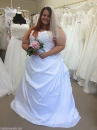 wedding dresses for larger brides fab frocks plus size bridal formal gowns this is meagan kerr