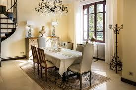 salle a manger provencale the villa louise saint rémy de provence caron u0026 associés