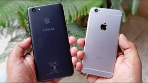 Vivo V7 Vivo V7 Plus Vs Iphone 6 Speed Test Comparison