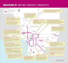 Gold Line Metro Map by All Projects