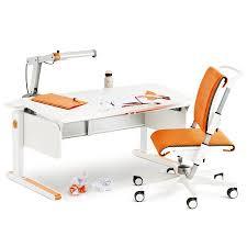 Schreibtisch 1 00 Meter Breit Schülermöbelset Aus Weißem Moll Schreibtisch Champion Mit