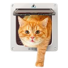 Exterior Cat Door Cat Door For Big Cats And Small Dogs 7 5 X 7 8 Inch Large Entry