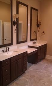 Kitchen Cabinets Knoxville Master Bath Vanity Cabinet Homecrest Cabinetry Jordan Maple
