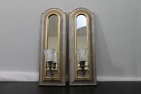 Sconce Mirror Amazing 80 Mirrored Wall Sconce Design Inspiration Of The