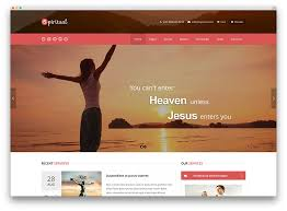 15 responsive church themes for event and sermon