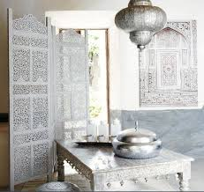 Moroccan Room Divider Furniture Extraordinary Moroccan Room Divider With Contemporary
