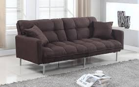modern futon living room tufted futon futon sleeper sofa walmart sofa beds