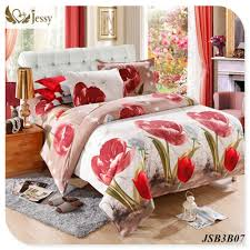 aliexpress com buy 3d bedding luxury bed linen red rose nice