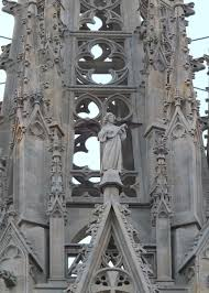 35 Best Sculptures Images On File Sculptures On The Facade Of Barcelona Cathedral 02 Jpg