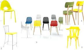 chaise de cuisine design chaise cuisine design chaise plastique design pas cher pour idees de