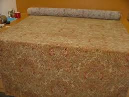Velvet Chenille Upholstery Fabric Two Metres Tapestry Style Chenille Velvet Heavy Weight High