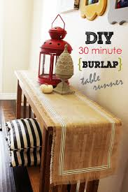fabulous table runner ideas for christmas 7371