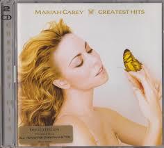 cd album carey greatest hits columbia europe