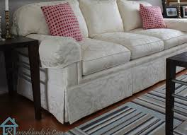 how to fix a sagging sofa replace the stuffing to fix a saggy sofa diy couch makeovers 10