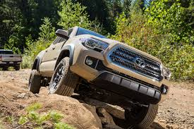 subaru crosstrek 2016 off road 2016 toyota tacoma v 6 first test review motor trend