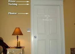 Repair Interior Door Frame Interior Door Trim Styles Ukraine