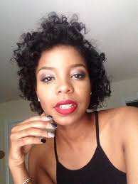 bellanaija images of short perm cut hairstyles how to make short relaxed hair curly best short hair styles