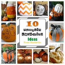 pumpkin decorating ideas with carving all things katie marie 60 no carve pumpkin decorating ideas 14 of