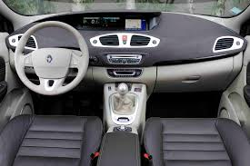 renault grand scenic luggage capacity renault grand scénic technical details history photos on better