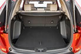 nissan rogue luggage capacity first drive 2017 honda cr v