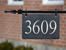 light post with address sign custom made decorative address plaques ebay