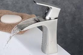 beelee bl210d n single handle single hole waterfall bathroom sink
