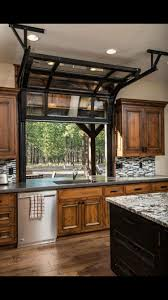 Idea For Kitchen by Neat Idea For Kitchen Window Especially For An Open Pass To An