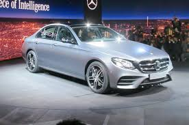 mercedes a class pictures 7 things you didn t about the 2017 mercedes e class