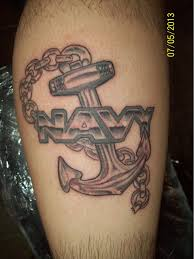 chain navy amazing anchor tattoo golfian com