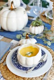 roasted butternut squash soup rich silky and subtly spicy