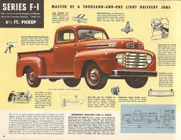 Classic Ford Truck Enthusiasts - cars