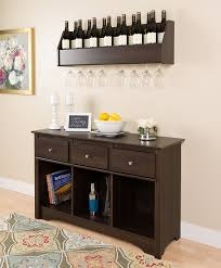 Living Room Console Tables Espresso Living Room Console Kitchen Dining