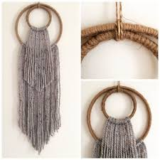 Hanging Home Decor Best 25 Yarn Wall Hanging Ideas On Pinterest Diy Wall Hanging