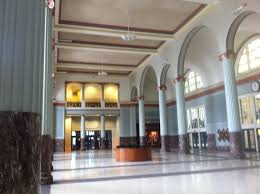 file union station lobby at minute maid park no banners jpg