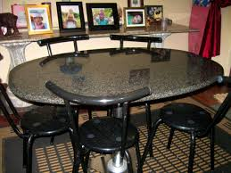 Granite Dining Room Sets by Bedroom Surprising Granite Top Dining Table Round 42 Inch 48
