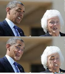 Obama Face Meme - obama face swap is terrifying by bongkeie meme center