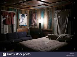 cabin themed bedroom bedroom in cabin at the shack up inn a cotton pickers themed hotel