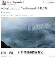 Tim Howard Memes - 10 best tributes to u s goalkeeper tim howard soccer news