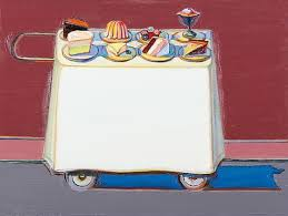 Wayne Thiebaud Landscapes by New York U2013 U201cwayne Thiebaud Retrospective U201d At Acquavella Galleries