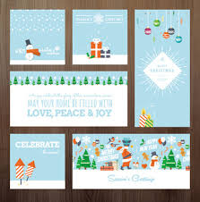 free new year greeting card border template free vector download