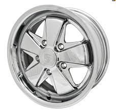 volkswagen bug wheels empi chrome 911 alloy wheel 6 wide i p c vw parts vw bug parts