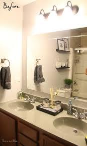 Bathroom 5 Light Fixtures Bathrooms Design 5 Light Bath Vanity Light Mirror Vanity Light