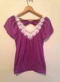 purple blouses gordmans blouses s clothing vinted com